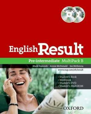 English Result: Pre Intermediate: Multipack B