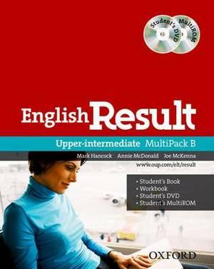 English Result Upper Intermediate Multipack B