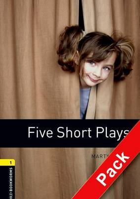 Oxford Bookworms Library: Level 1:: Five Short Plays audio CD pack