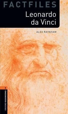 Oxford Bookworms Library Factfiles: Level 2:: Leonardo Da Vinci