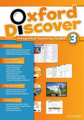 Oxford Discover: 3: Integrated Teaching Toolkit