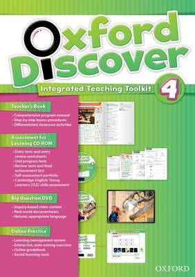 Oxford Discover: 4: Integrated Teaching Toolkit