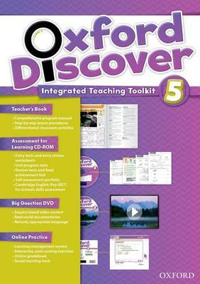 Oxford Discover: 5: Integrated Teaching Toolkit