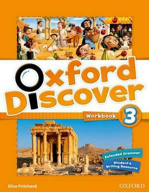 Oxford Discover: 3: Workbook