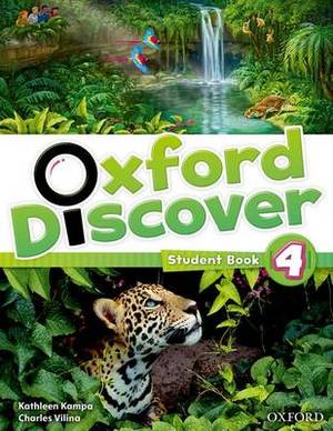 Oxford Discover: 4: Student Book