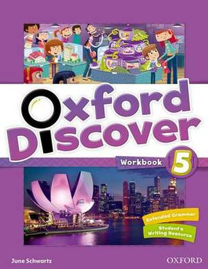Oxford Discover: 5: Workbook