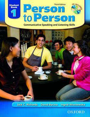 Person to Person, Third Edition Level 1: Student Book (with Student Audio CD)