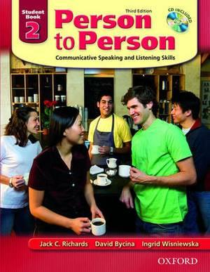 Person to Person Level 2: Student Books