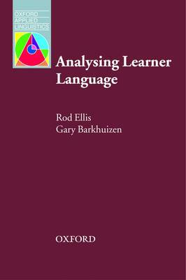 Analysing Learner Language