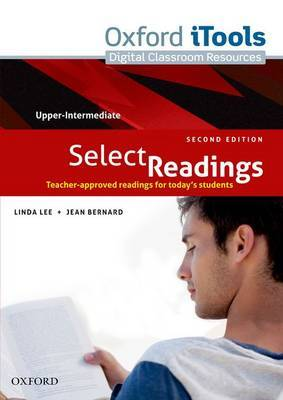 Select Readings: Upper Intermediate: iTools: Teacher-Approved Readings for Today's Students