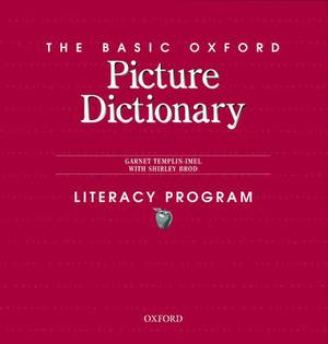 Basic Oxford Picture Dictionary: Literacy Program