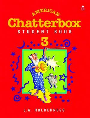 American Chatterbox 3: 3: Student Book: 3