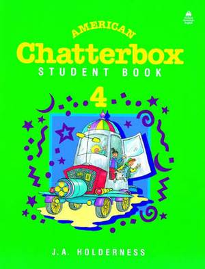 American Chatterbox 4: 4: Student Book: 4