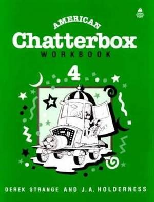 American Chatterbox 4: 4: Workbook