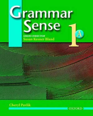 Grammar Sense 1: Student Book 1 Volume A