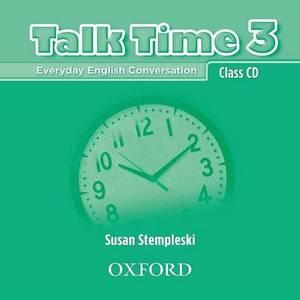 Talk Time 3: Class CDs (2)