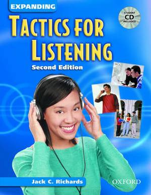 Tactics for Listening: Expanding Tactics for Listening: Student Book with Audio CD