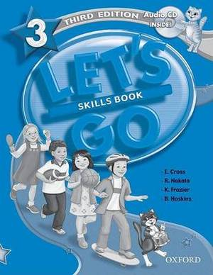 Let's Go: 3: Skills Book with Audio CD Pack