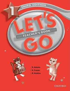 Let's Go: 1: Teacher's Book: Level 1: Teacher's Book