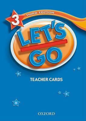 Let's Go: 3: Teacher Cards