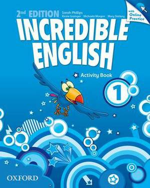 Incredible English: 1: Workbook with Online Practice Pack
