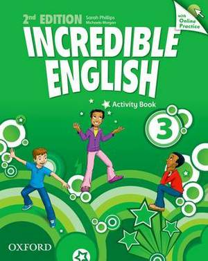 Incredible English: 3: Workbook with Online Practice Pack