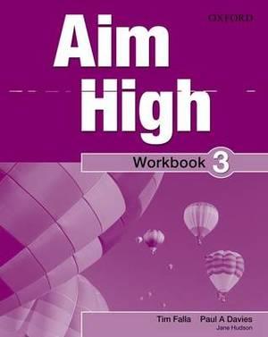 Aim High: Level 3: Workbook with Online Practice