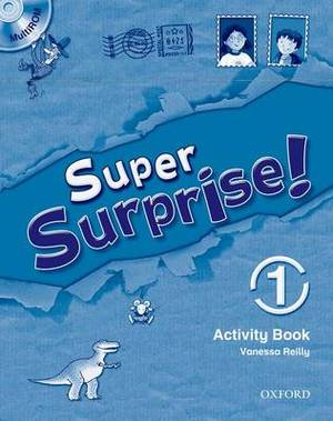Super Surprise: 1: Activity Book and MultiROM Pack