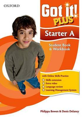 Got It! Plus: Starter: Student Pack A: A Four-level American English Course for Teenage Learners