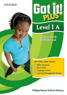 Got It! Plus: Level 1: Student Pack A: A Four-level American English Course for Teenage Learners