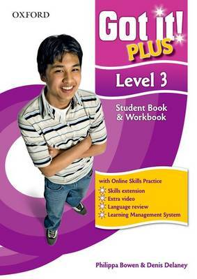Got It! Plus: Level 3: Student Pack: A Four-level American English Course for Teenage Learners