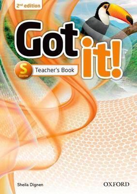 Got it: Starter Level: Teacher's Book