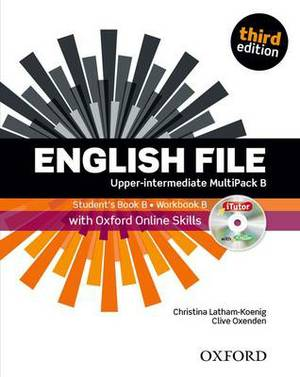 English File third edition: Upper-Intermediate: MultiPACK B with Oxford Online Skills: The best way to get your students talking
