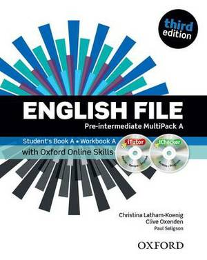 English File: Pre-Intermediate: Multipack A with Oxford Online Skills: The Best Way to Get Your Students Talking
