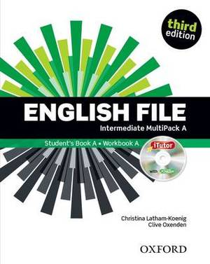 English File third edition: Intermediate: MultiPACK A: The best way to get your students talking