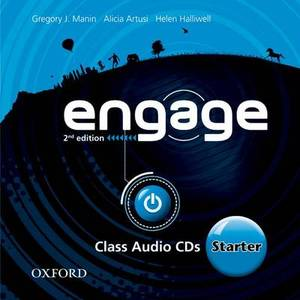 Engage: Starter: Audio CDs (X2)