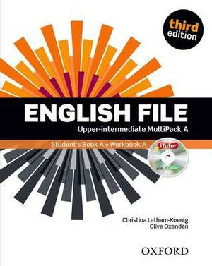 English File third edition: Upper-intermediate: MultiPACK A: The best way to get your students talking