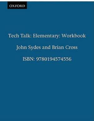 Tech Talk Elementary: Workbook