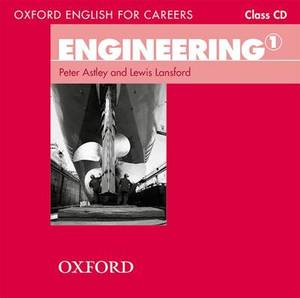 Oxford English for Careers: Engineering 1: Class Audio CD