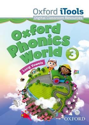 Oxford Phonics World: Level 3: iTools