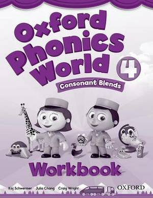 Oxford Phonics World: Level 4: Workbook
