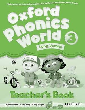 Oxford Phonics World: Level 3: Teacher's Book