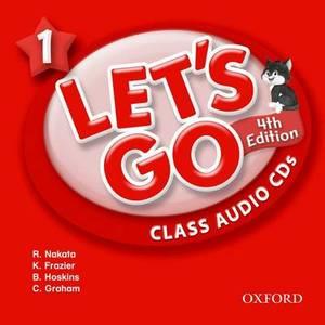 Let's Go: 1: Class Audio CDs