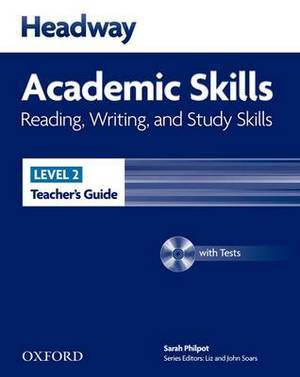 New Headway Academic Skills Reading and Writing Level 2 Teacher's Guide