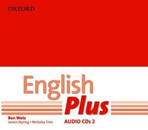 English Plus 2: Audio CD: An English Secondary Course for Students Aged 12-16 Years