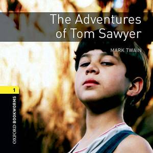 Oxford Bookworms Library: Stage 1: The Adventures of Tom Sawyer Audio CD