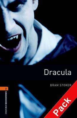 Oxford Bookworms Library: Level 2: Dracula: Oxford Bookworms Library: Level 2:: Dracula audio CD pack Fantasy and Horror