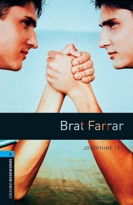 Oxford Bookworms Library: Stage 5: Brat Farrar: 1800 Headwords