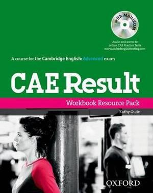 CAE Result: Workbook Resource Pack