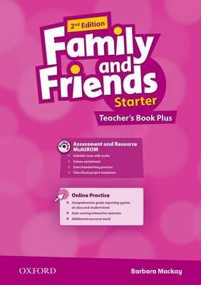 Family and Friends: Starter: Teacher's Book Pack